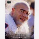 1995 Upper Deck Football #121 Chris Zorich - Chicago Bears