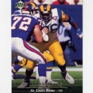 1995 Upper Deck Football #071 Robert Young - St. Louis Rams