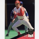 1993 Leaf Baseball #418 Chris Sabo - Cincinnati Reds