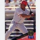 1993 Leaf Baseball #417 Milt Thompson - Philadelphia Phillies