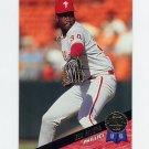 1993 Leaf Baseball #393 Ben Rivera - Philadelphia Phillies