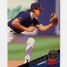 1993 Leaf Baseball #345 Rene Gonzales - California Angels