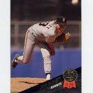 1993 Leaf Baseball #342 John Burkett - San Francisco Giants