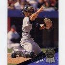 1993 Leaf Baseball #332 Joe Girardi - Colorado Rockies