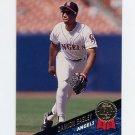 1993 Leaf Baseball #286 Damion Easley - California Angels