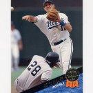 1993 Leaf Baseball #168 Keith Miller - Kansas City Royals