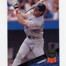 1993 Leaf Baseball #138 Kurt Stillwell - San Diego Padres