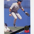 1993 Leaf Baseball #137 Jeff Huson - Texas Rangers