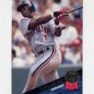 1993 Leaf Baseball #128 Glenallen Hill - Cleveland Indians