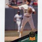 1993 Leaf Baseball #117 Mike Bordick - Oakland A's