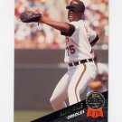 1993 Leaf Baseball #111 Alan Mills - Baltimore Orioles