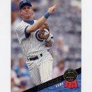 1993 Leaf Baseball #106 Steve Buechele - Chicago Cubs