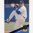 1993 Leaf Baseball #034 Cal Eldred - Milwaukee Brewers