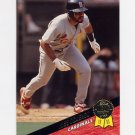1993 Leaf Baseball #026 Jose Oquendo - St. Louis Cardinals
