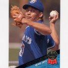 1993 Leaf Baseball #025 Todd Stottlemyre - Toronto Blue Jays