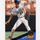 1993 Leaf Baseball #014 Rusty Meacham - Kansas City Royals