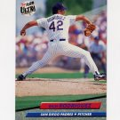1992 Ultra Baseball #581 Rich Rodriguez - San Diego Padres