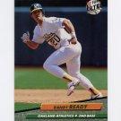 1992 Ultra Baseball #427 Randy Ready - Oakland A's