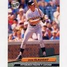 1992 Ultra Baseball #258 Don Slaught - Pittsburgh Pirates