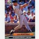 1992 Ultra Baseball #252 Steve Buechele - Pittsburgh Pirates