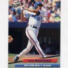 1992 Ultra Baseball #236 Dave Magadan - New York Mets