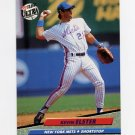1992 Ultra Baseball #231 Kevin Elster - New York Mets