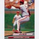 1992 Ultra Baseball #196 Jose Rijo - Cincinnati Reds