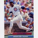 1992 Ultra Baseball #173 George Bell - Chicago Cubs