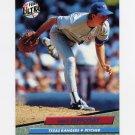 1992 Ultra Baseball #134 Mike Jeffcoat - Texas Rangers