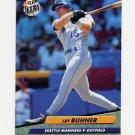 1992 Ultra Baseball #121 Jay Buhner - Seattle Mariners