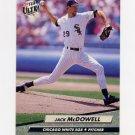 1992 Ultra Baseball #040 Jack McDowell - Chicago White Sox