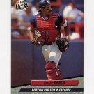 1992 Ultra Baseball #018 Tony Pena - Boston Red Sox