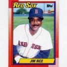 1990 Topps Baseball #785 Jim Rice - Boston Red Sox