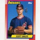 1990 Topps Baseball #784 Scott Bailes - Cleveland Indians