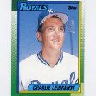 1990 Topps Baseball #776 Charlie Leibrandt - Kansas City Royals