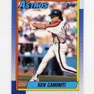 1990 Topps Baseball #531 Ken Caminiti - Houston Astros