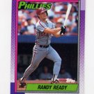 1990 Topps Baseball #356 Randy Ready - Philadelphia Phillies