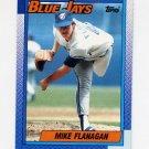 1990 Topps Baseball #078 Mike Flanagan - Toronto Blue Jays