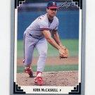 1991 Leaf Baseball #199 Kirk McCaskill - California Angels