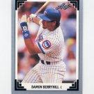 1991 Leaf Baseball #156 Damon Berryhill - Chicago Cubs