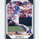1991 Leaf Baseball #069 Jody Reed - Boston Red Sox