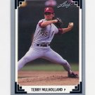 1991 Leaf Baseball #046 Terry Mulholland - Philadelphia Phillies