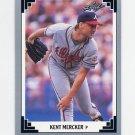 1991 Leaf Baseball #041 Kent Mercker - Atlanta Braves