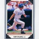 1991 Leaf Baseball #002 Kurt Stillwell - Kansas City Royals