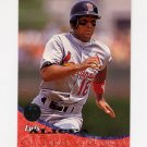 1994 Leaf Baseball #203 Luis Alicea - St. Louis Cardinals