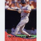 1994 Leaf Baseball #201 Tim Naehring - Boston Red Sox