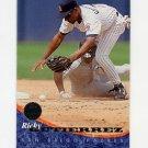 1994 Leaf Baseball #196 Ricky Gutierrez - San Diego Padres