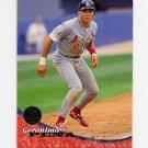 1994 Leaf Baseball #172 Geronimo Pena - St. Louis Cardinals