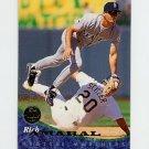 1994 Leaf Baseball #104 Rich Amaral - Seattle Mariners