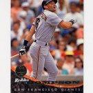 1994 Leaf Baseball #030 Robby Thompson - San Francisco Giants